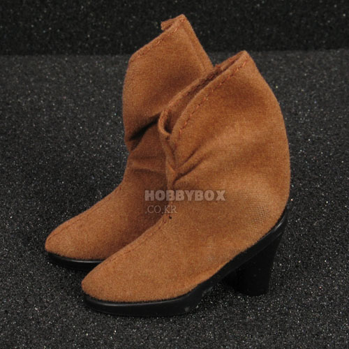 (입고) Brown Boots for female