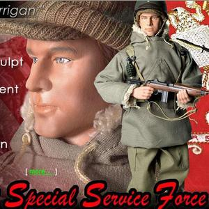 Nick corrigan- First Special Service Force