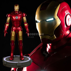 (예약)마크(Mark) 3 Life-Size Figure / 아이언맨(Iron Man)